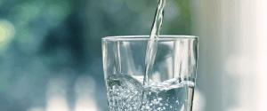 storing water bottle plastic glass