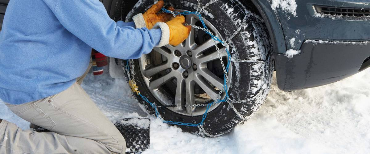 How To Snow Chains