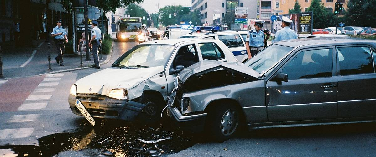 Car Crash Prepping