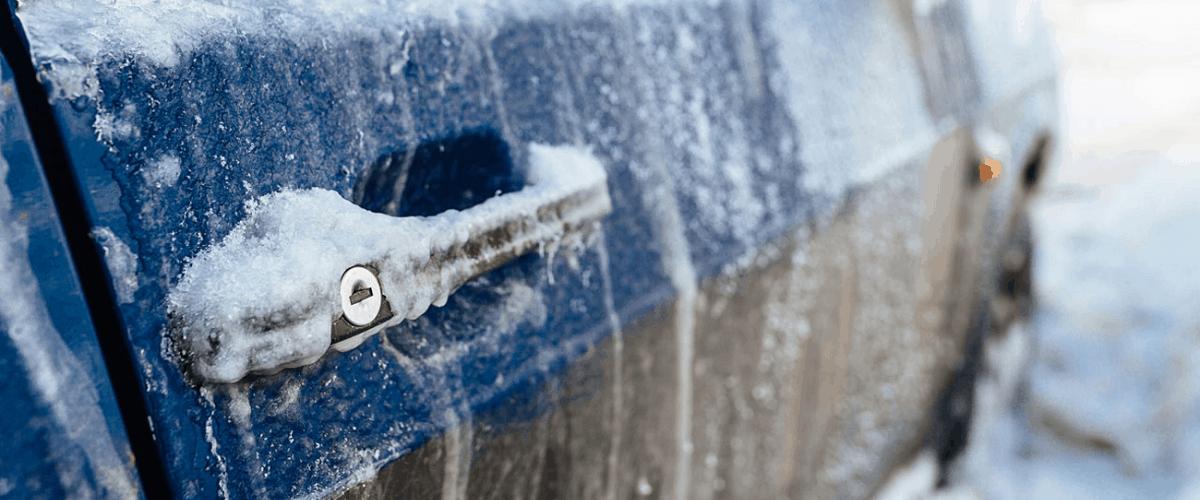 Frozen Car Battery Dead