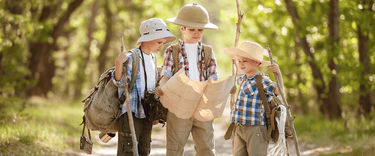 Children Hiking Prepper Advice