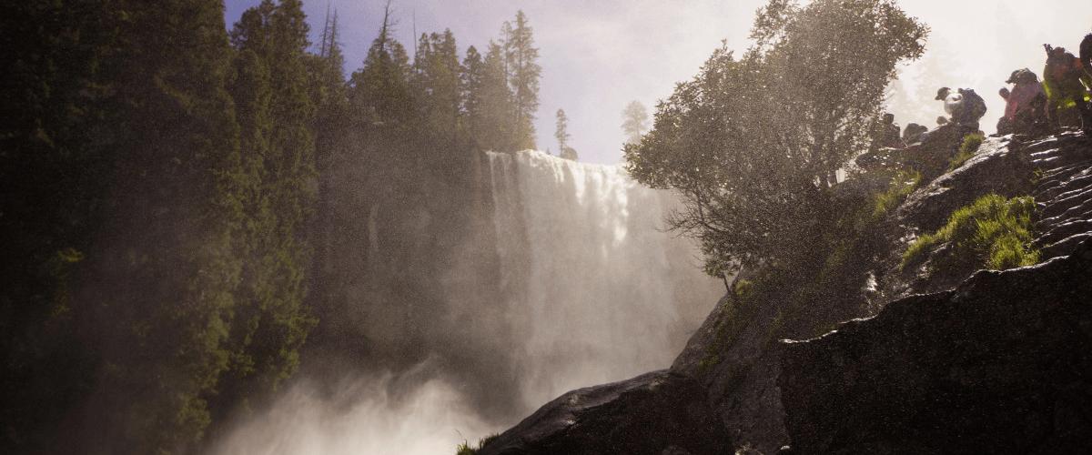 Yosemite Death Rockfall