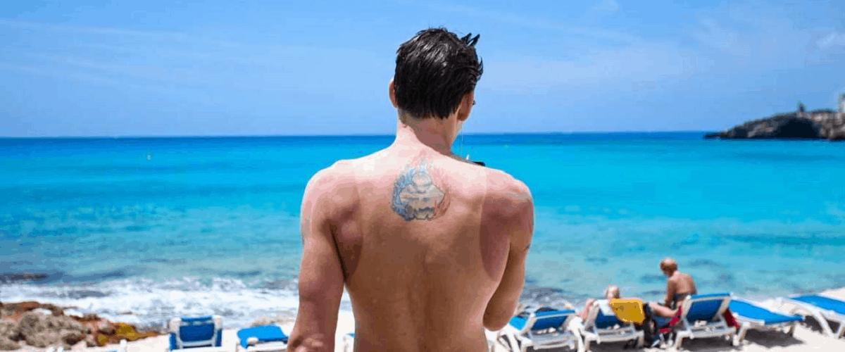 Prevent Sunburn UV Radiation