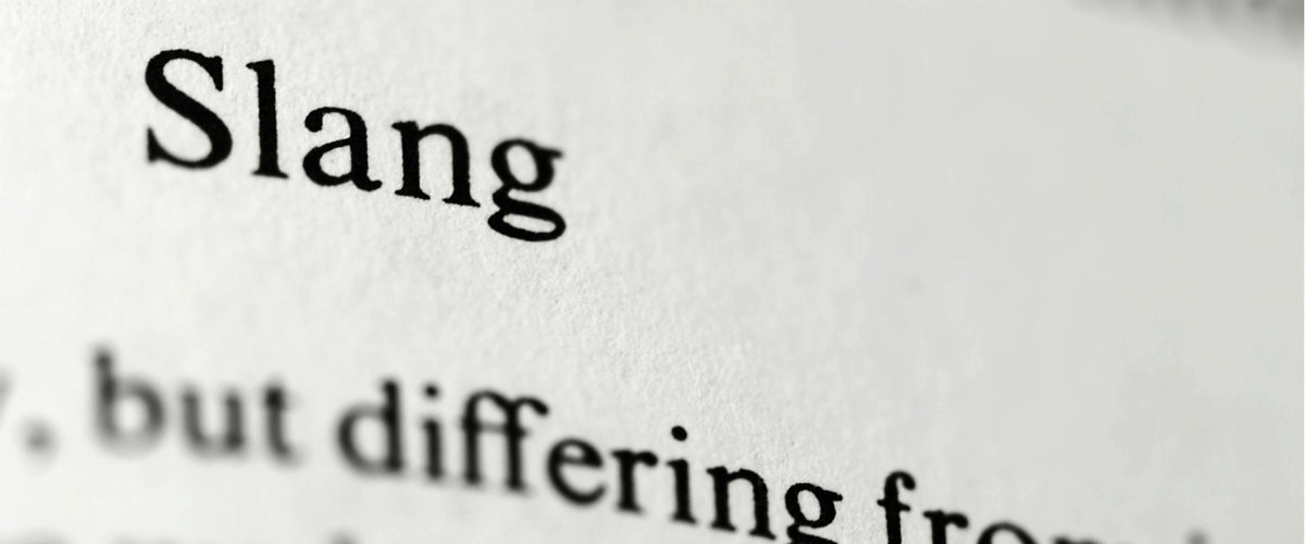 prepper lingo slang words