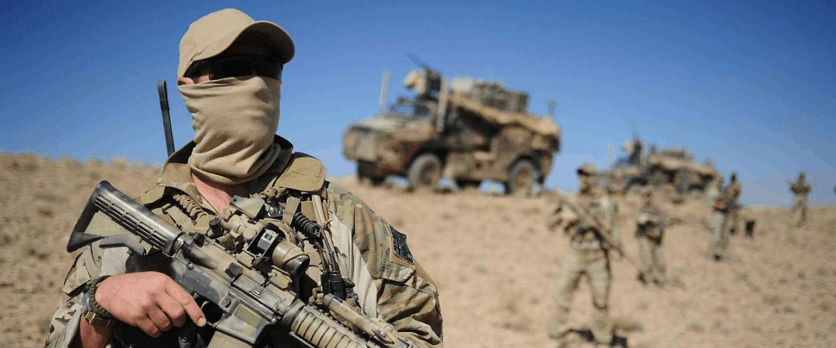 Saudi Arabia Iran Deploy Troops War America US