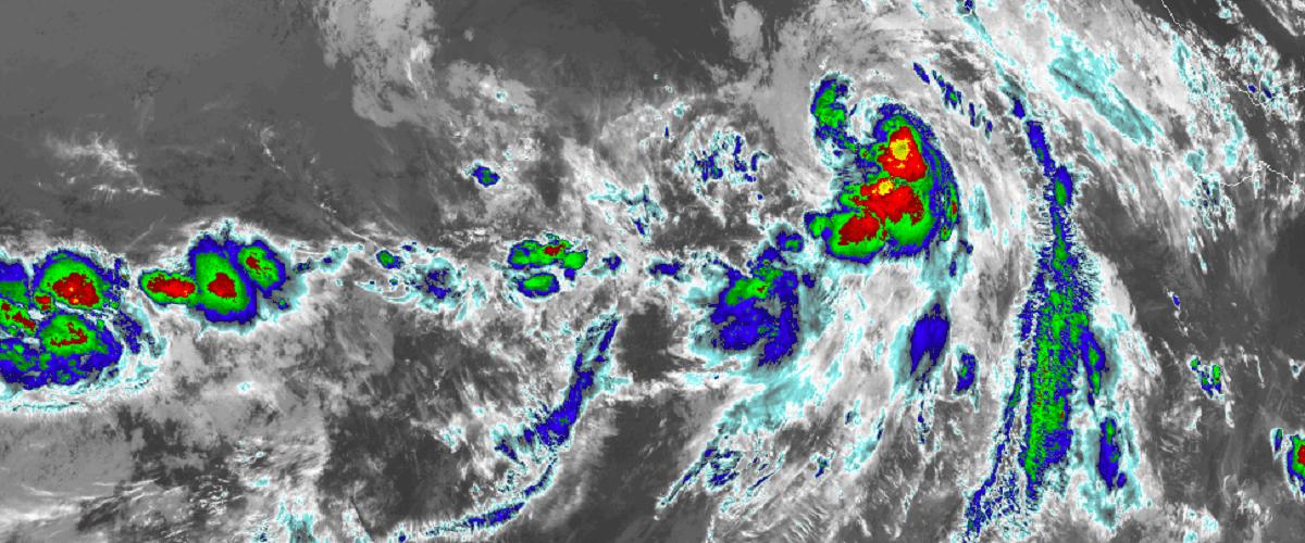 hurricane cristina storm 2020