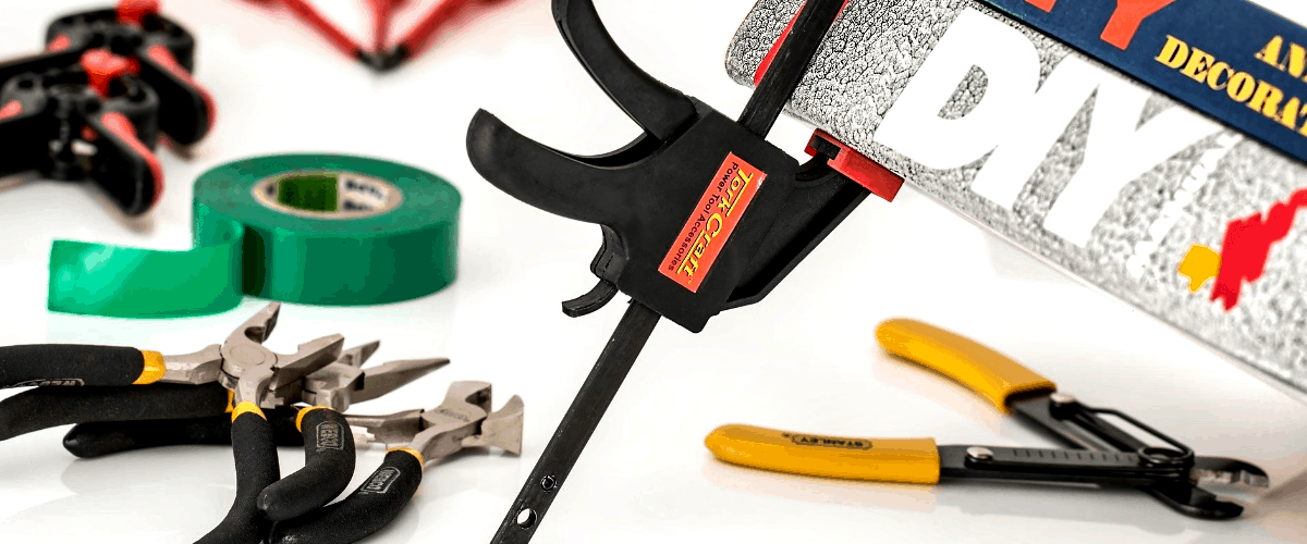 home improvement DIY tools need equipment list