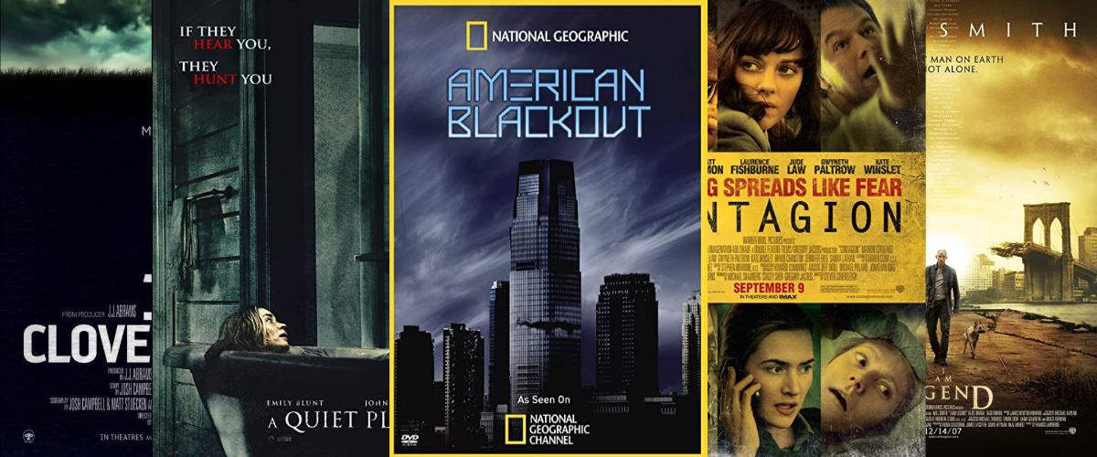 prepper movies watch list five films disaster